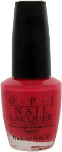 OPI Brights Collection Charged Cherry