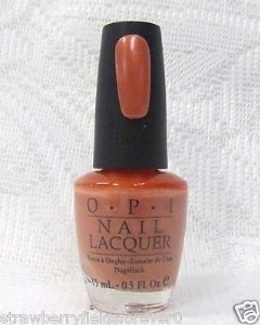 OPI Dont Melbourne Toast Polish