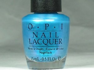 OPI Azure Sure Nlb25 Polish