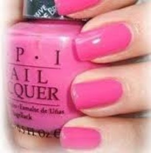 OPI Brights Collection Lacquer Yellow