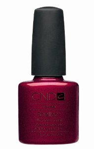 Opi Cnd Red Baroness Color