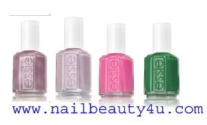 Essie Summer 2010 Collection Full