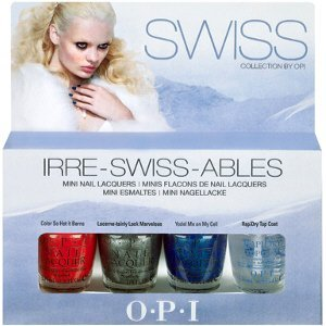 OPI Irri Swiss Ables Mini Nail Polish