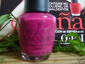 OPI Lacquer Spain 0 5 Fluid Ounce