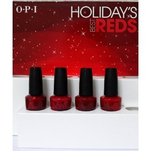 Nail Polish Holidays Best Reds