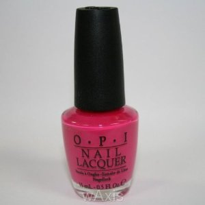 OPI Nail Dont Know Beets