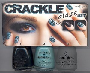 China Glaze Crackle Kit
