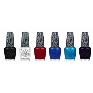 OPI Shatter Collection 6pcs