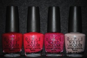 OPI Summer Collection Stems Bottles