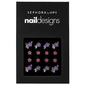Sephora Opi Embellishment Stickers Flowers