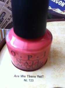 OPI There Touring America Collection