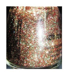 Lacquer Polish Twinkle Lights Holiday