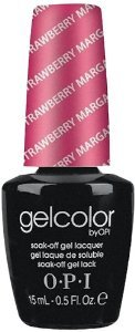 OPI Gelcolor Collection Strawberry Margarita