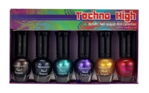 Klean Techno Metallic Lacquer Collection