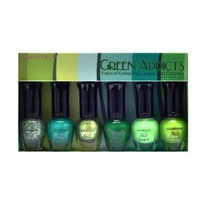 Addicts Vision Lacquer Collection Kleancolor
