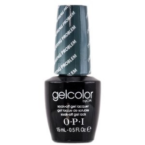 OPI Gelcolor Polish Herring Problem