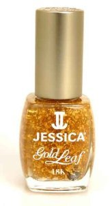 Jessica Nail Lacquer Gold 0 5oz 15ml