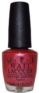 OPI Spider Man Nail Polish
